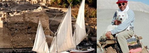 Christian Louboutin: «Il n'y a pas plus beau qu'un voyage sur le Nil»