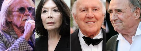 Christophe, Juliette Gréco, Michel Piccoli, Claude Brasseur... Ils nous ont quittés en 2020