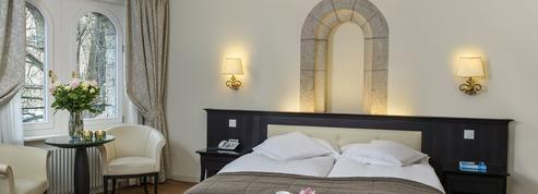 Hôtel Le Château d'Ouchy à Lausanne, l'avis d'expert du Figaro