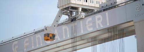 Rachat des Chantiers de l'Atlantique: Fincantieri obtient un mois de plus
