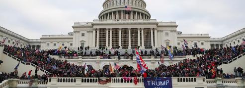 Les photos de l'invasion du Capitole par des partisans de Donald Trump