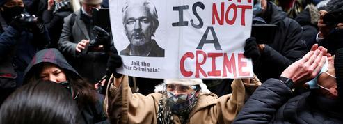 Julian Assange : la justice britannique examine sa demande de remise en liberté