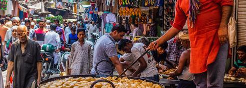 New Delhi version street food : sucrés ou salés, ces délices à goûter sur le pouce