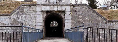 Savoie : des ossements humains retrouvés près du fort de Tamié