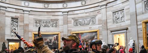États-Unis : le récit de notre envoyé spécial à l'intérieur du Capitole