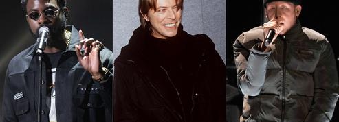 Damso, David Bowie, Eddy de Pretto... Notre playlist du week-end