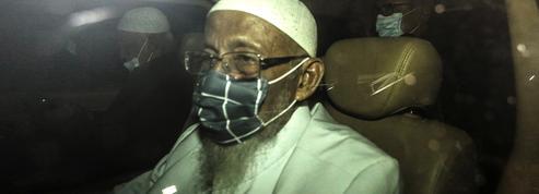 Attentats de Bali: le chef religieux islamiste Abu Bakar Bachir libéré