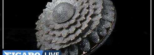 Une bague sertie de 12.638 diamants entre au Guinness des records
