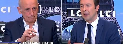 Présidentielle : Guillaume Peltier (LR) dit avoir «des points communs» avec Arnaud Montebourg
