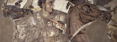 La mosaïque du triomphe d'Alexandre le Grand sur les Perses va connaître une nouvelle jeunesse