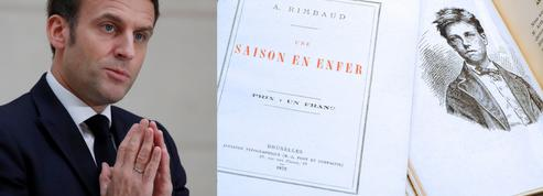 Emmanuel Macron renonce à la panthéonisation d'Arthur Rimbaud aux côtés de Paul Verlaine