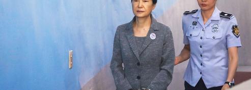 Corée du Sud : la peine de vingt ans de prison contre l'ex-présidente Park confirmée