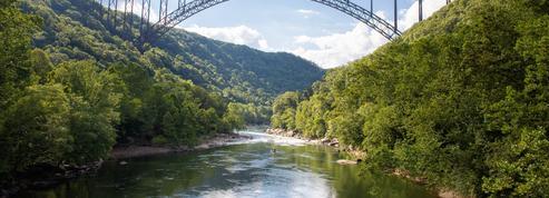 Découverte de New River Gorge, le 63e parc national aux États-Unis