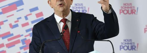 Avant la présidentielle, Mélenchon veut se réconcilier avec les journalistes