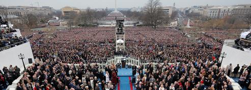 Donald Trump, quatre ans de chaos et d'éclats en images