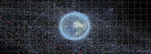 Satellites et déchets spatiaux: comment combiner conquête spatiale et développement durable