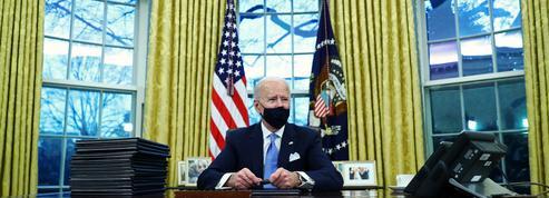EN DIRECT - Joe Biden signe une série de décrets dont le retour dans l'accord de Paris sur le climat