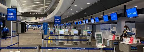 Les États-Unis rétablissent les restrictions d'entrée pour les voyageurs européens