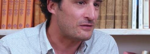 Emmanuel Ruben, prix des Deux Magots à grands coups de Sabre