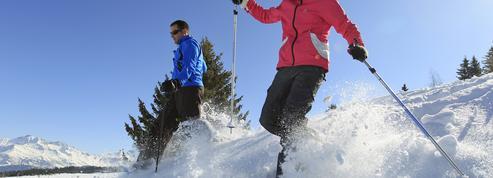 La folie des raquettes à neige: pourrez-vous en louer en février ?