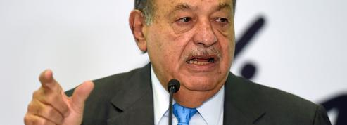 Mexique: le milliardaire Carlos Slim, positif au Covid-19, hospitalisé