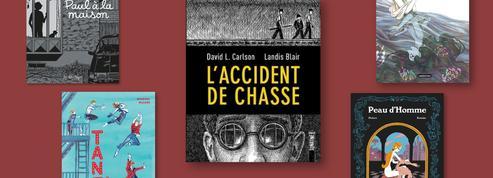 Palmarès d'Angoulême : Le Figaro avait repéré cinq albums primés