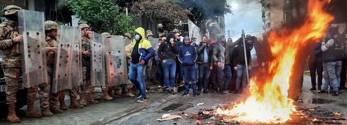 Liban : Tripoli, épicentre des manifestations anticonfinement
