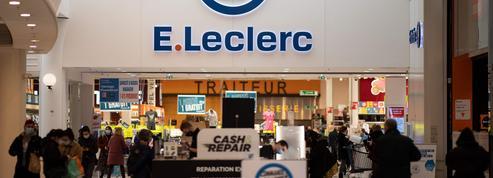 Leclerc va vendre ses propres masques chirurgicaux, fabriqués en France