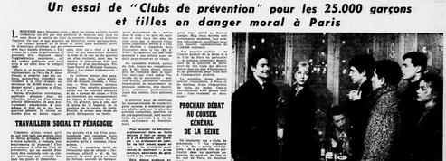 Bandes de jeunes : quand la France de 1959 découvrait les «blousons noirs»