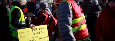 En 2020, 360.500 emplois salariés ont été détruits dans le privé en France