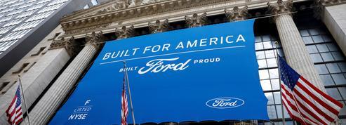 Après GM, Ford accélère à son tour dans l'électrique