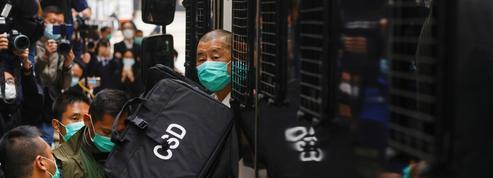 Hongkong: la justice ordonne le maintien en détention provisoire de Jimmy Lai