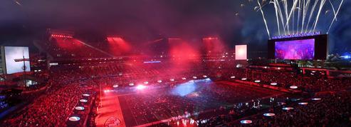 Super Bowl: 545 millions de dollars de recettes publicitaires, record pulvérisé