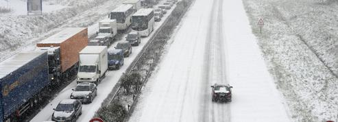 Pourquoi la N118 est-elle souvent fermée quand il neige ?