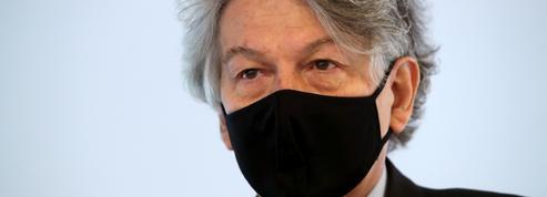 Pour Thierry Breton, «l'Europe a gagné la guerre des vaccins»