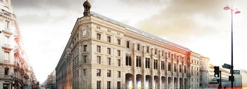 Chère aux Parisiens, la Grande Poste du Louvre s'invente une vie de 5-étoiles