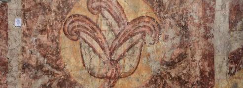 Une fresque ottonienne de la cathédrale d'Augsbourg datée de l'An Mil