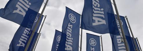 Assurance: Allianz enregistre un bénéfice net annuel en baisse de 14%