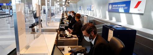Covid-19 : Air France va tester un certificat sanitaire numérique vers les Antilles