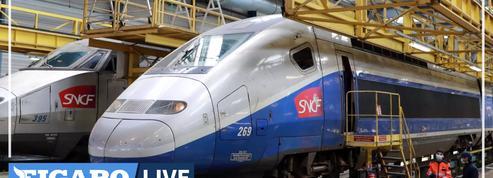 Frappée par la pandémie, la SNCF affiche une perte de 3 milliards d'euros en 2020