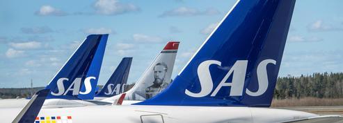 Aérien: nouvelle lourde perte pour SAS, en quête d'un nouveau PDG