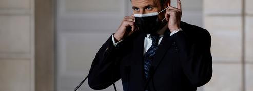 Covid-19 : Macron évoque la mise en place d'un «pass sanitaire»