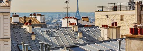 Montmartre, Belleville, Bergeyre... Les meilleurs spots d'où admirer les toits de Paris