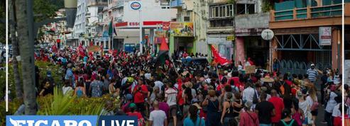 Chlordécone : manifestation en Martinique contre la possible prescription d'une plainte