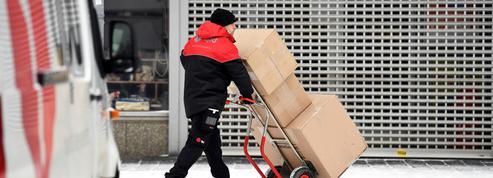 Un syndicat suisse dénonce les conditions de travail des livreurs DPD