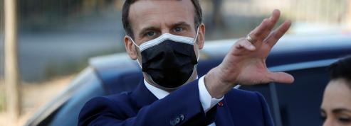Macron évoque une fin du couvre-feu dans «quatre à six semaines»