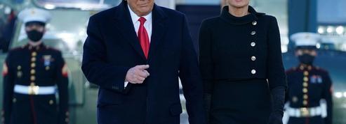 Covid-19: Donald et Melania Trump vaccinés en janvier