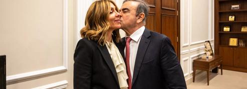 Carole Ghosn : «C'est une autre vie avec Carlos, mais nous sommes ensemble»