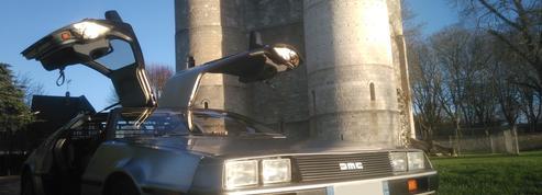 La DeLorean de Retour vers le Futur devient un objet de nostalgie... en Normandie