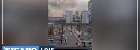 Lyon : une enquête confiée à l'IGPN après les violents affrontements entre jeunes dans le quartier de La Duchère